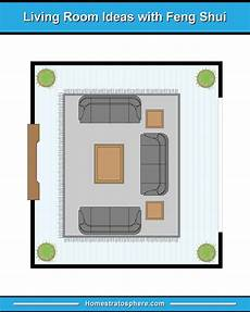 81 Feng Shui Living Room Colors And 12 Layout Diagrams