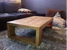table basse bois massif brut table basse bois brut table basse de salon design