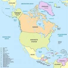 File America Administrative Divisions De
