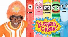 dj yo gabba gabba a list of popular yo gabba gabba episodes