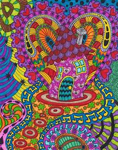 86 best images about trippy hippie psychedelic art
