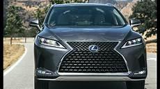 2020 lexus rx 350 facelift