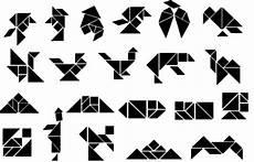 Tangram Kinder Malvorlagen Tutorial Tangram Geometria Espacial Tangran Ideias