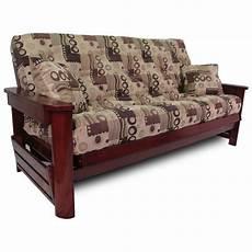 wood futon frame newport wood futon frame dcg stores