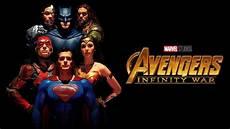 marvel infinity war 2 justice league infinity war trailer 2 style