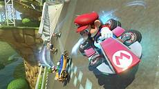 Review Mario Kart 8 Comes In Place Even When Hit