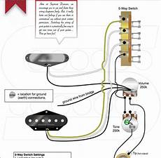 7 Way Tele Wiring by Telecaster Wiring