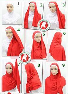 Tips Memakai Jilbab Shawl Pashmina Rumbai Rumbai