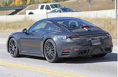 2019 Porsche 911 992 Pictures Autocar