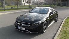 Black S 63 Amg Coupe C217 Spotted On The