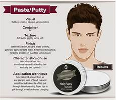 different types of hair gel simple guide to s hairstyling products and how to use