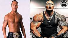The Rock Dwayne Johnson - the rock dwayne johnson transformation from 1 to 45