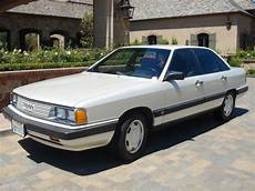 security system 1986 audi 5000s transmission control 1984 los angeles olympics special edition audi 5000s turbo 58 of 100 for sale photos technical