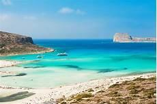 Schönste Strände Kreta - 10 most turquoise water beaches in europe
