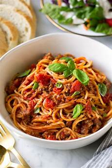 instant pot spaghetti recipe cooking