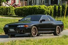 r33 powered 1990 nissan skyline gt r for sale on bat