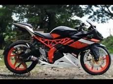 Yamaha R15 Modif Keren by Cah Gagah Modifikasi Motor Yamaha R15 Keren