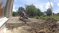 Faire Une Extérieure Chape Pour Carrelage De Terrasse
