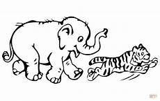 Malvorlagen Tiger Motor Coloring Pages Tiger Cubs Coloring Home