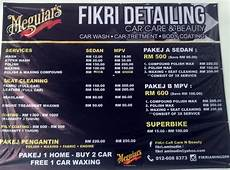 Fikri Detailing Care & Beauty  Car Services
