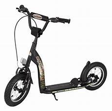 bikestar 174 premium kinderroller ab 6 jahren schwarz