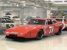 Daily Classic 7 1969 Dodge Charger Daytona NASCAR Race Car