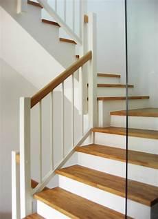 treppe holz weiß betontreppen mit holz kliegl treppenbau