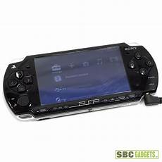 parts only sony psp slim black handheld system psp 2001 auctions buy and sell