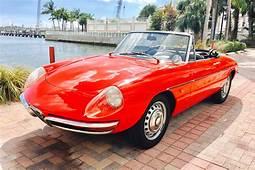 1967 ALFA ROMEO SPIDER CONVERTIBLE  206258