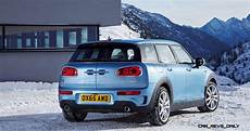 Drive Review 2016 Mini Cooper Clubman S By Ben Lewis