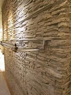 Natursteinwand Selber Machen - moderne steinwand f 252 r ihr wohnzimmer schlafzimmer neu mit