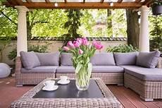 terrasse gestalten ideen terrassengestaltung im fr 252 hling 183 ratgeber haus garten