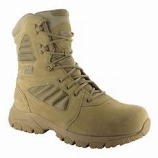 hi tec magnum lynx 8 0 desert side zip shoes men s boots ranger security eur 38 ebay