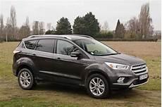 nouveau ford kuga 2017 essai ford kuga 2 0 tdci 150 titanium auto plus 5