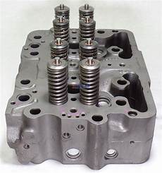 r f engine fits cummins 174 n14 cylinder head loaded