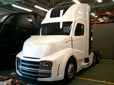 freightliner concept pacific truck colors