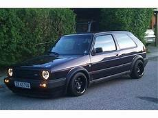 vw golf 2 gti 16v edition one 1989 tysk import