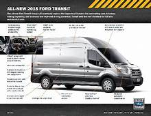 ALL NEW FORD TRANSIT BETTER GAS MILEAGE THAN E SERIES