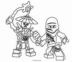 free printable ninjago coloring pages for