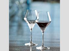 Mid Century Modern Wine Glass (Set of 4)   The VinePair Store