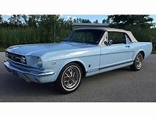 1966 Ford Mustang GT K Code Convertible For Sale