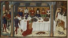 banchetti di natale historie medievali il pranzo di natale nel medioevo