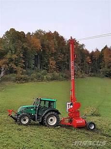 used tst junior 2t 3 line skyline tower yarder