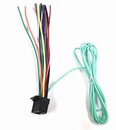 sale xtenzi pioneer power cord harness speaker plug for dvd receiver cdp1301 avh p2300 p3200