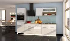 Einbauküche Mit Geräten Günstig - einbauk 252 che mit elektroger 228 ten k 252 chenblock mit e ger 228 ten