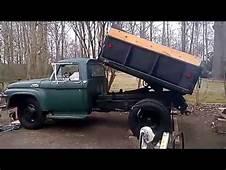 1966 Ford F600 Dump Truck  YouTube