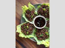 korean beef  bulgogi in lettuce wraps_image