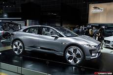 Jaguar Build by G Wagon Builders Magna Steyr To Build Jaguar I Pace Gtspirit