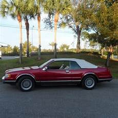 how to fix cars 1990 lincoln continental parental controls purchase used very rare 1991 lincoln mark vii lsc convertible professionally converted in