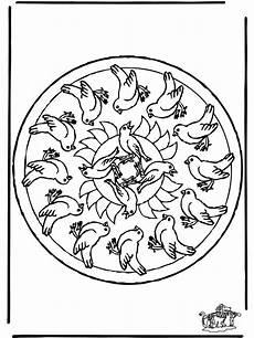 mandala v 246 gel malvorlagen tiermandalas